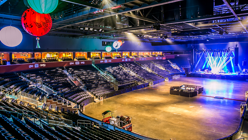 1st bank center broomfield events